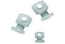 Screw Applied Low Profile Mounts Mould