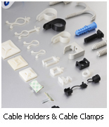 Cable Holder&Cable Clamps Mould